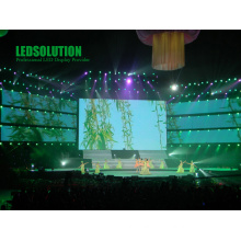 P25 Hot Sale Outdoor Full Color Curtain LED Display