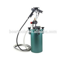 5L Air Paint Pressure Tank Painting Tank Mini paint tank with spray gun