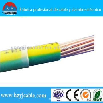 Строительная проволока Thhn Electric Wire с нейлоновым покрытием