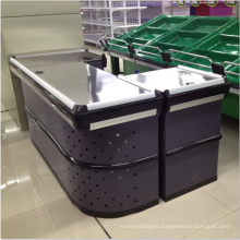 Deluxe Appearance Store Cash Counter by Yuanda Manufacturer