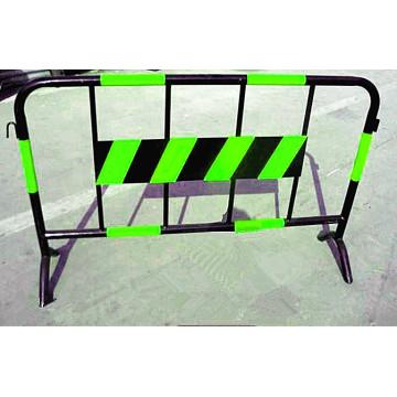 Municiple Crowd Control Barrier Barreira de trânsito temporário de isolamento