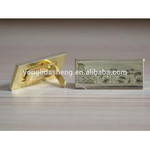 A-class rectangle fabrication de produits en métal personnalisé