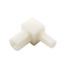 Plastic products customized cnc machining small plastic engineering peek parts