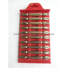 Screwdriver Set with Different Surface
