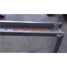 Cadre d'amortisseur de feu Fd Frame Roll Rolling Machine Supplier Qatar