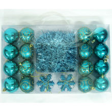 Luxury MIXED christmas ball ornament