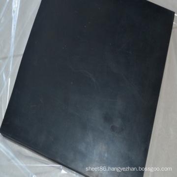 Black FKM Rubber Sheet / Mat