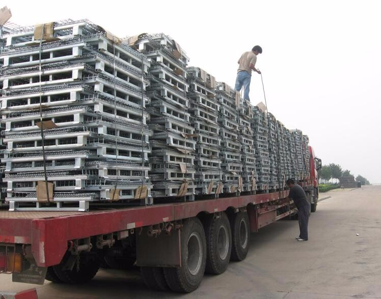 Long Lasting Durability Pallet Cage