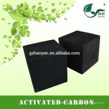 High quality new desulfurization activated carbon