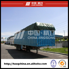 High Safety Shipping Container Trailer HZZ9390XXY