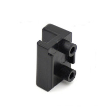 Fabrication service cnc machining plastic abs pom parts plastic injection