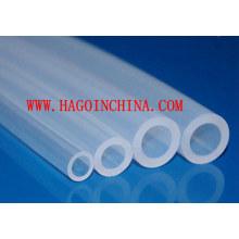 Tubo de borracha de silicone transparente personalizado