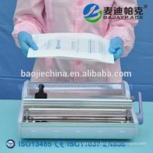 Медицинская стерилизация бумажный мешок для auoclaving