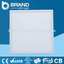 AC85-265v 36W branco quente branco fresco painel de luz LED 600x600 dupla cor LED painéis