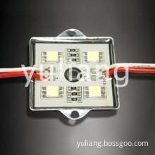 4LED White Waterproof 5050 SMD LED Modules, LED Display Module