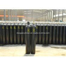 En1964 Standard 20L Steel Gas Cylinders (OD=204mm)
