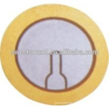 Disco piezoeléctrico de zumbador chips fabricante inalámbrico
