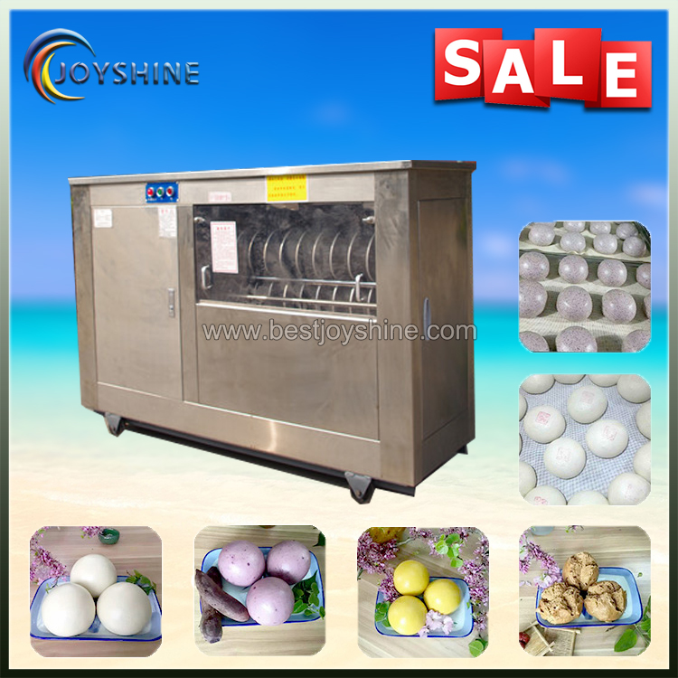 Automatic Efficient Round Steamed Bread Molding Machine