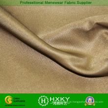 Poliéster tecido elástico para o vestuário Men′s