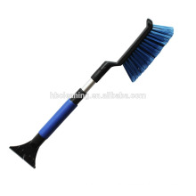 extendable car SNOW cleaning brush with EVA grip