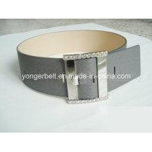 Piedras marco hebilla más ancha cinturón
