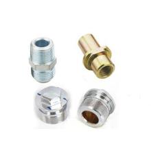 Peças de fresagem / CNC / tubo de infusão