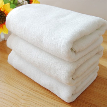 White Sets Hotel Face Towel
