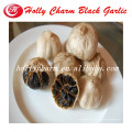 Chinede aged many heads black garlic in hot selling