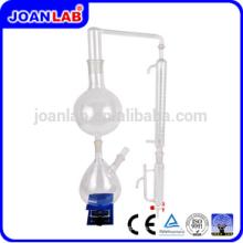 Destilación de aceite esencial de vidrio JOAN Lab para uso en laboratorio