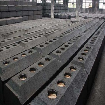 Low Resistance Prebaked Carbon Anode Aluminum Smelting