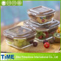Wholesale Borosilicate Lunch Box with Lock