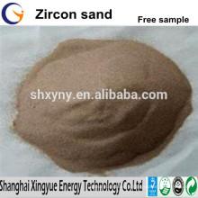 Prix bas zircon sable / farine de zircon à vendre