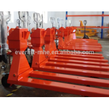 Scale Hand Pallet Truck With Scales with CE and ISO Certificate