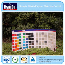 Wholesale Wrinkle Texture Good Decoration Various Colour Spray Powder Coating