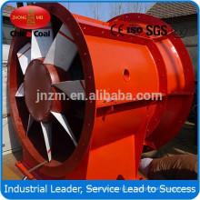 YBT Series Mine Ventilador anti-explosão de fluxo axial tipo local