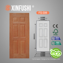 New Design Melamine Faced Molded HDF/MDF Door Skin