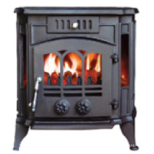 Cast Iron Stove, Free Standing Wood Burning Stove (FIPA036)