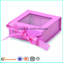 Customised Unique Design Shoe Box Wholesale With Bow