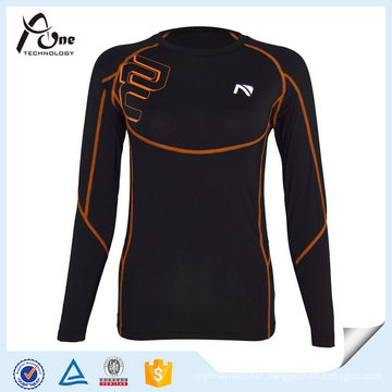 Womens Long Sleeve Sports Compression Shirt