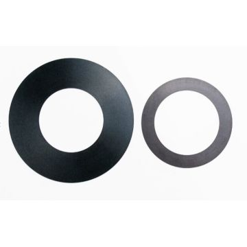 High precision and superthin superabrasive cutting blade