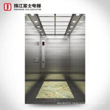New Fuji Brand Complete Cheap Price Good design cheap passenger hospital elevator size