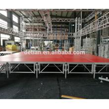 концерт ферменной конструкции напольного этапа этапа этаже из Китая фабрики