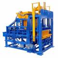 QTF4-15C bloque de pavimentadora de hormigón de alta capacidad que hace línea de producción de precio en pakistán