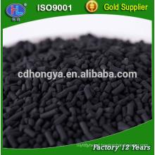 Carvão ativado à base de carvão de ouro fornecedor de carvão ativado fábrica 1222