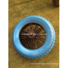 Korea Model PU Foam Wheel