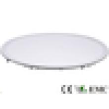 Super slim Résidentiel intégrée rond smd LED panneau lumineux 40W dia 600mm CE RoHS