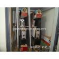 Kunststoff-Holz-Deck-Schleifmaschine