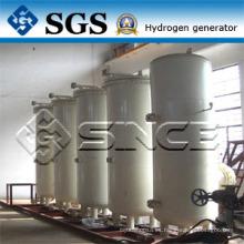 Sistema de descomposición NH3 y sistema de generación H2
