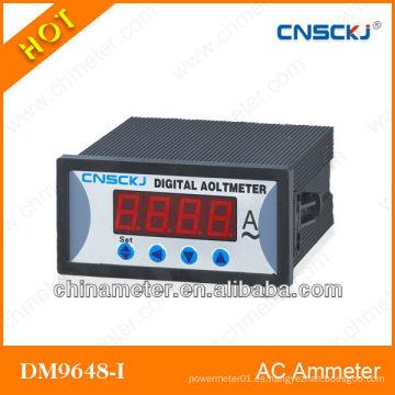 DM-48 * 96I Amperímetro digital monofásico