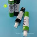 Tubos de aluminio tubos de pegamento de tubos de goma de tubos plegables Ab